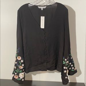 Cupcakes and Cashmere blouse
